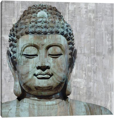 Meditative I Canvas Art Print