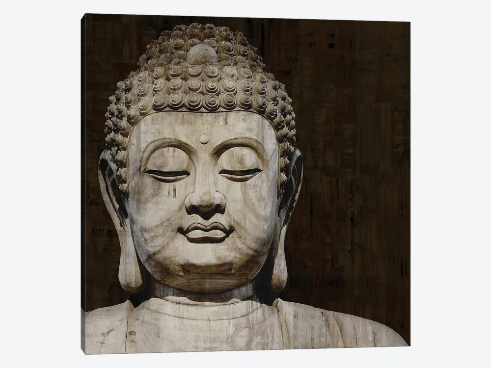 Meditative II 1-piece Canvas Art Print