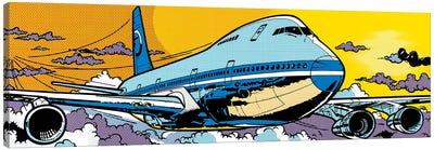 747 Canvas Art Print