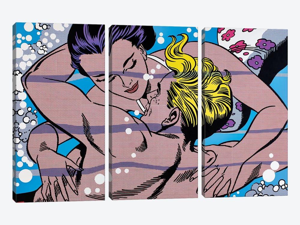 Underwater by Toni Sanchez 3-piece Art Print