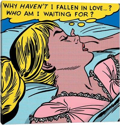 Fallen In Love Canvas Art Print