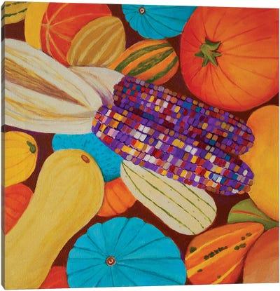 Fall Harvest Canvas Art Print