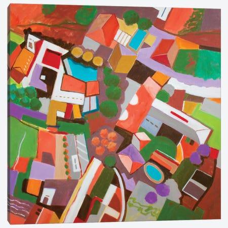 Bala Cynwyd, PA Canvas Print #TSD6} by Toni Silber-Delerive Canvas Print