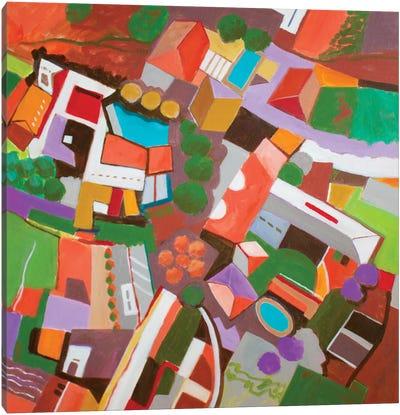 Bala Cynwyd, PA Canvas Art Print