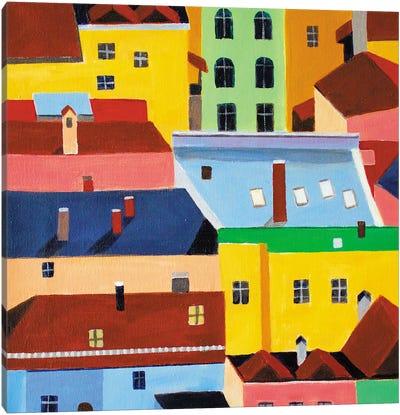 Munich Canvas Art Print