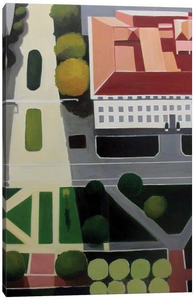 Bancroft Library Canvas Art Print