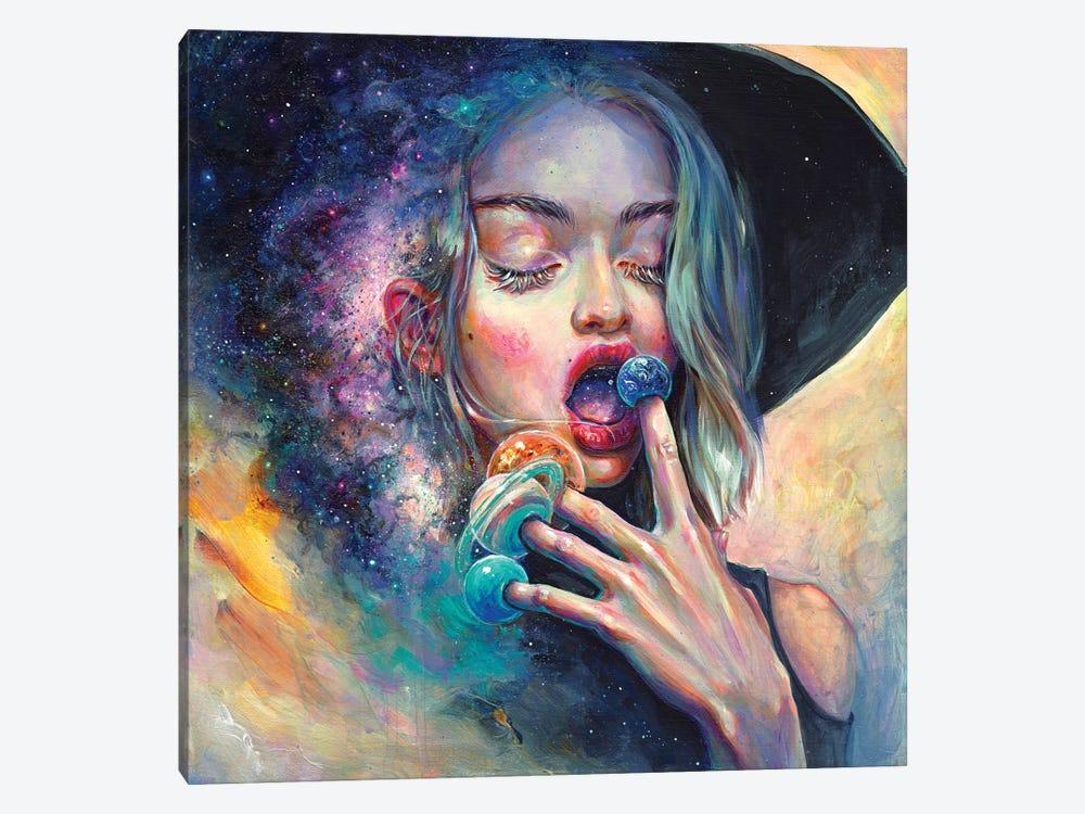 Black Hole In The Milky Way by Tanya Shatseva 1-piece Art Print