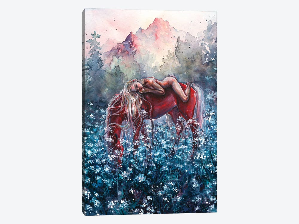 Epona by Tanya Shatseva 1-piece Canvas Artwork