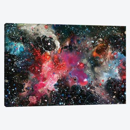 Chemistry Of Nothing Canvas Print #TSH41} by Tanya Shatseva Canvas Artwork