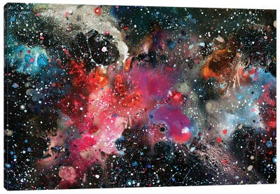 Chemistry Of Nothing Canvas Art Print