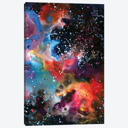 Nadezhda Nebula Canvas Print #TSH46} by Tanya Shatseva Canvas Art Print