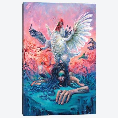 Symphony #4 AM Canvas Print #TSH50} by Tanya Shatseva Canvas Print