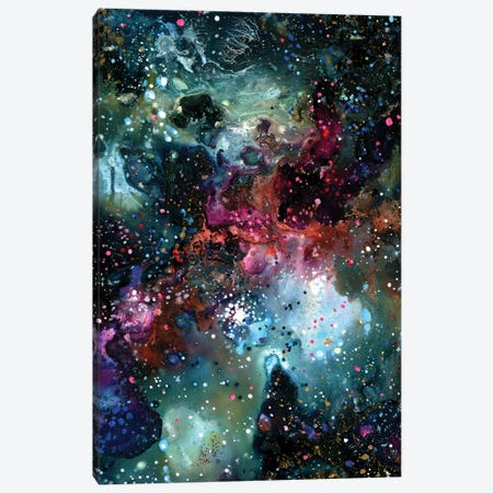 Theory Of Everything Canvas Print #TSH52} by Tanya Shatseva Art Print