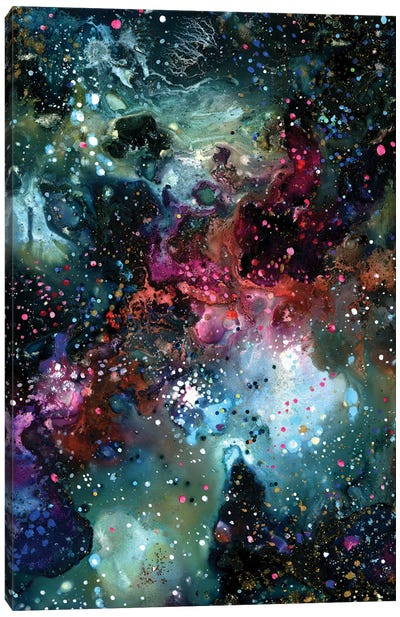 Theory Of Everything Canvas Art Print
