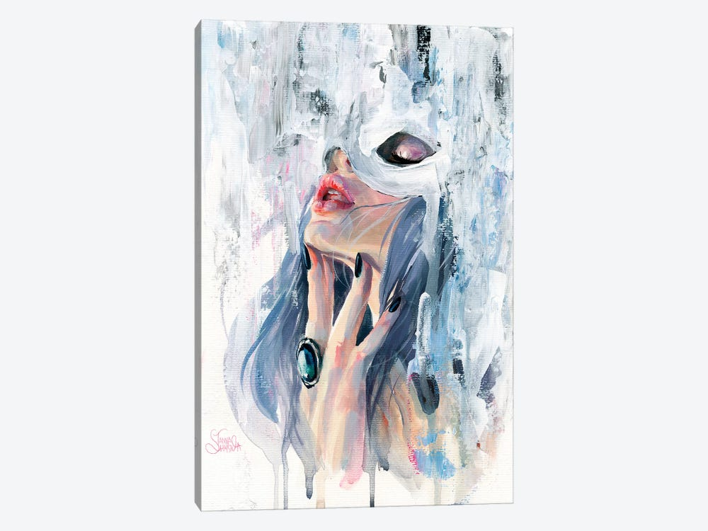 Moira by Tanya Shatseva 1-piece Canvas Artwork