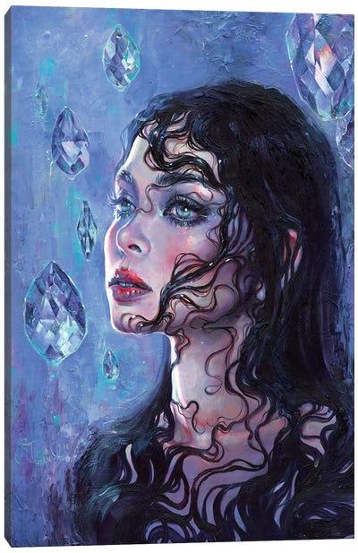 Phantom Rain Canvas Art Print
