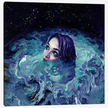 Whirlwind Calm Canvas Print #TSH61} by Tanya Shatseva Canvas Artwork