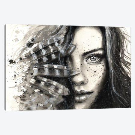 Freckly Canvas Print #TSH70} by Tanya Shatseva Canvas Print
