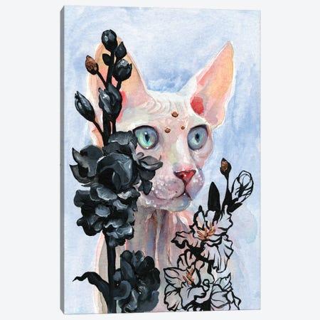 Gladiolus Canvas Print #TSH71} by Tanya Shatseva Canvas Art Print