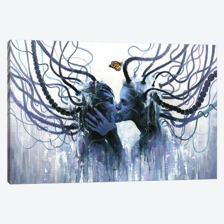 Equilibrium Canvas Print #TSH79} by Eva Gamayun Canvas Art Print