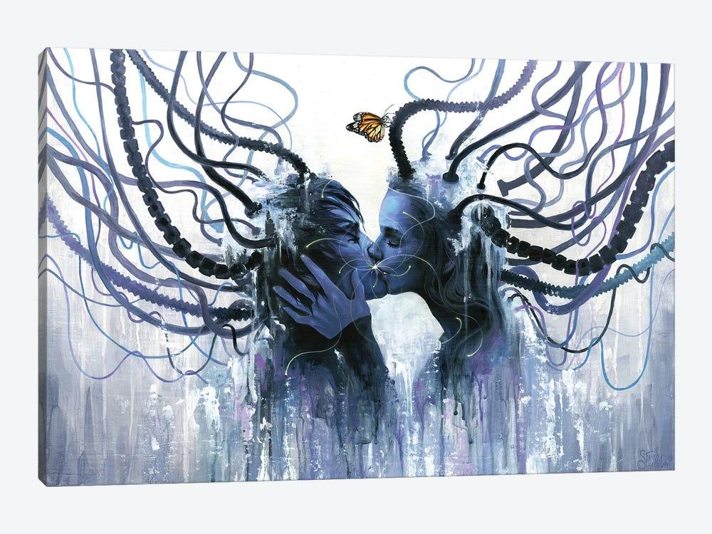Equilibrium by Eva Gamayun 1-piece Canvas Art Print