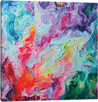 Elements Canvas Art Print
