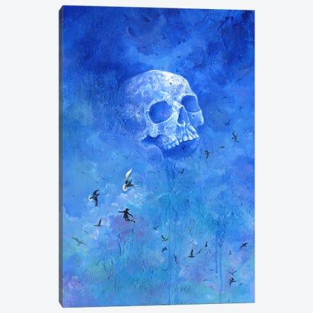 The Omen Canvas Print #TSH83} by Eva Gamayun Canvas Artwork