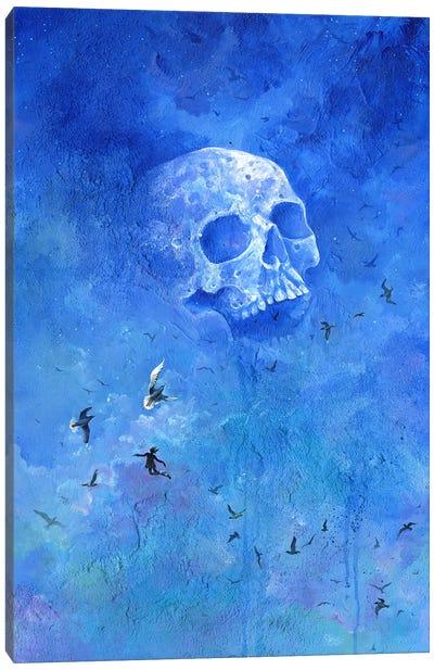The Omen Canvas Art Print