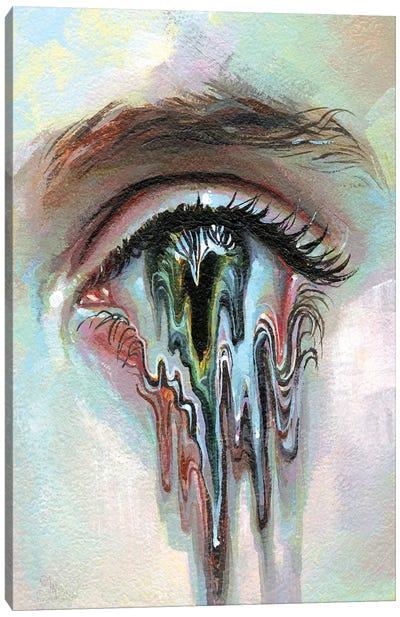 MindMelter Canvas Art Print