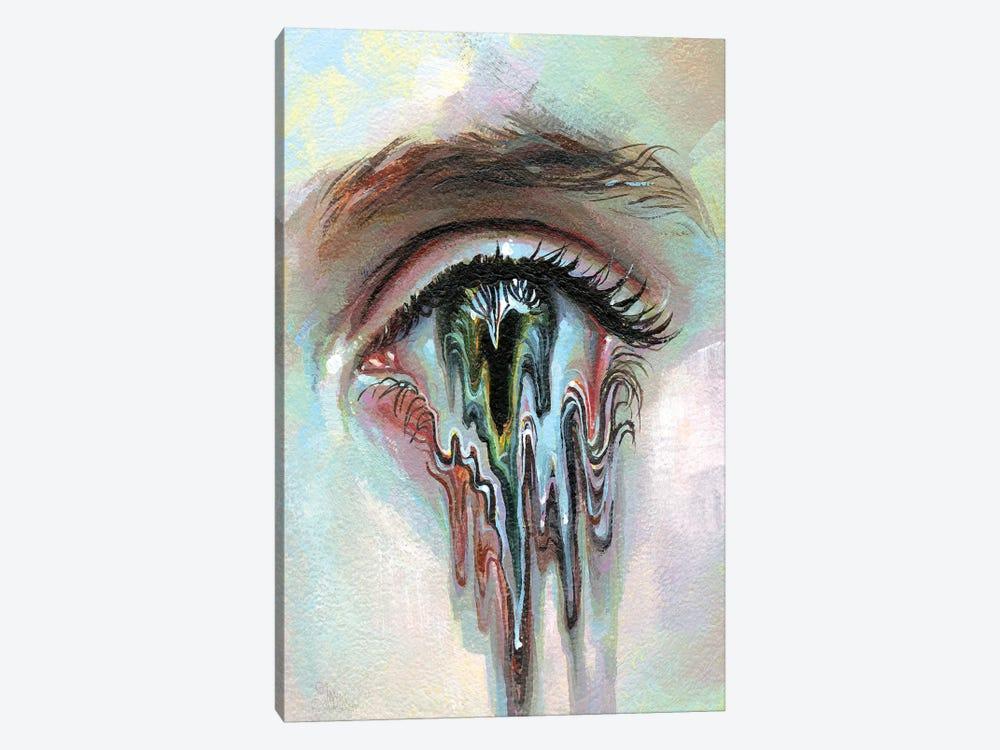 MindMelter by Eva Gamayun 1-piece Canvas Print