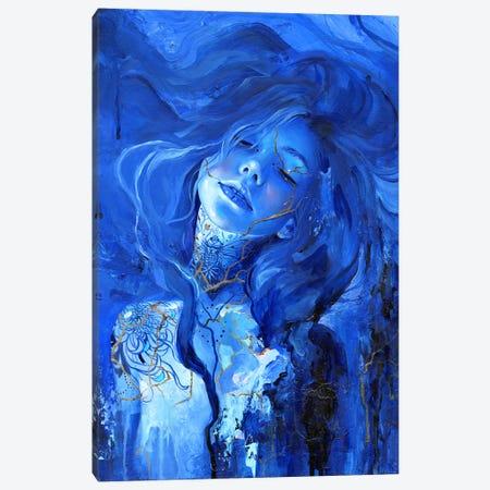 Kintsugi Canvas Print #TSH87} by Tanya Shatseva Canvas Print