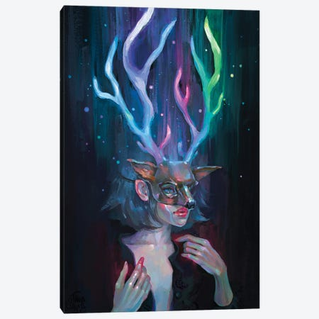 Radiance Canvas Print #TSH98} by Eva Gamayun Canvas Art Print