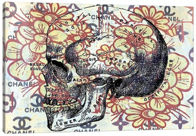 Life & Death Disaster I Canvas Art Print