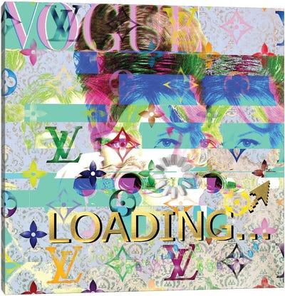 Vogue Magazine Double Disaster Canvas Art Print