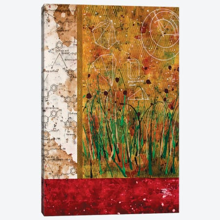 Abstract Landscape Canvas Print #TSM3} by Taylor Smith Canvas Print