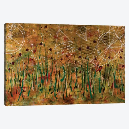 Abstract Landscape IV Canvas Print #TSM5} by Taylor Smith Canvas Artwork