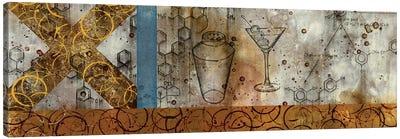 Chemical Abstract Miracle V Canvas Art Print