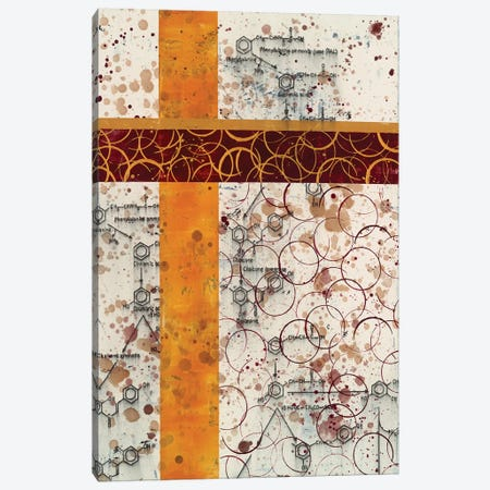 Chemical Abstract XLIX Canvas Print #TSM78} by Taylor Smith Canvas Art