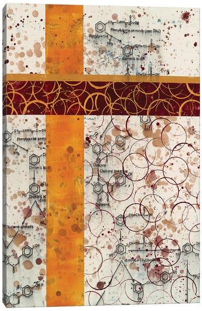 Chemical Abstract XLIX Canvas Art Print
