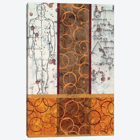 Chemical Abstract XXXV Canvas Print #TSM80} by Taylor Smith Canvas Print