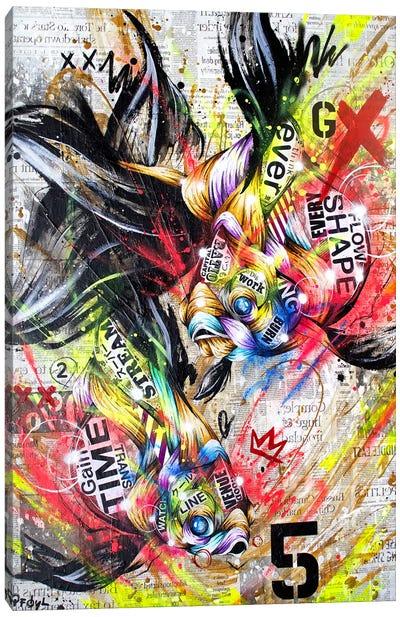 Circulation Canvas Print #TSO13