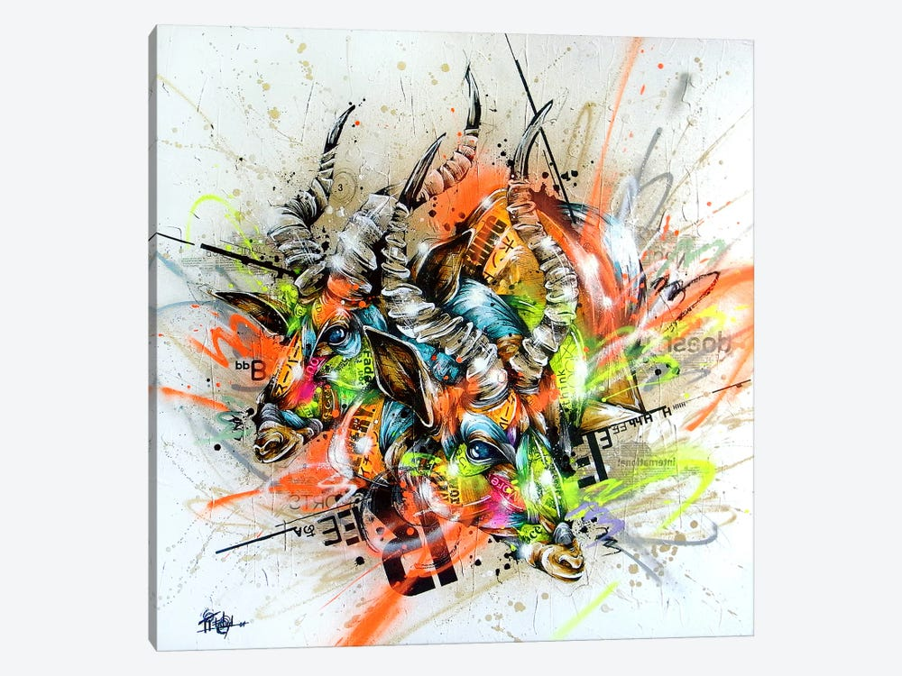 Hereabout by Taka Sudo 1-piece Canvas Art