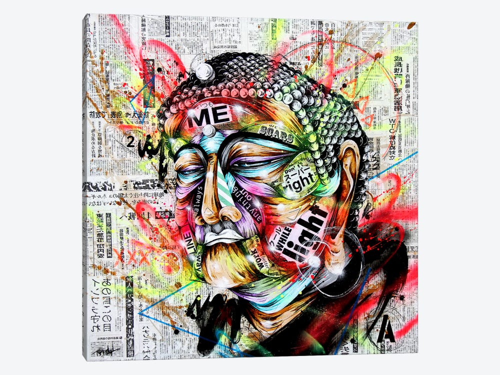 Holy by Taka Sudo 1-piece Canvas Artwork