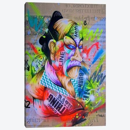 Civilization I Canvas Print #TSO21} by Taka Sudo Art Print