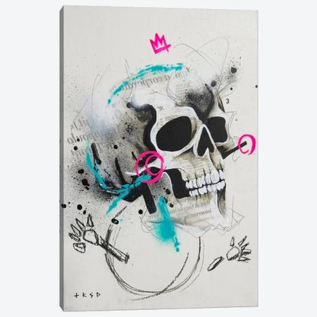 Untitled I Canvas Print #TSO27} by Taka Sudo Canvas Art