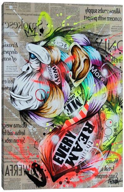 Visionary II Canvas Art Print