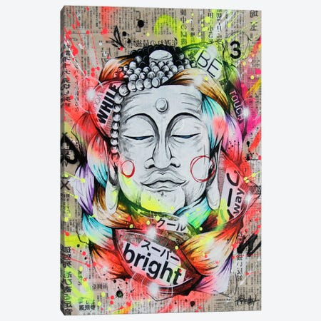 Visionary III Canvas Print #TSO31} by Taka Sudo Canvas Art