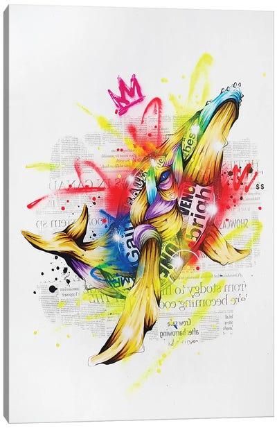 Kujira Canvas Art Print