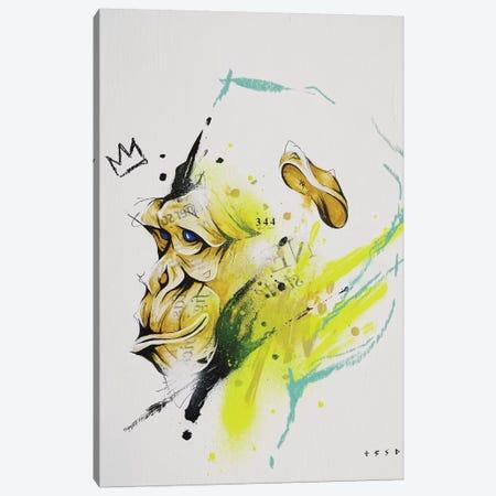 Saru Canvas Print #TSO45} by Taka Sudo Canvas Art