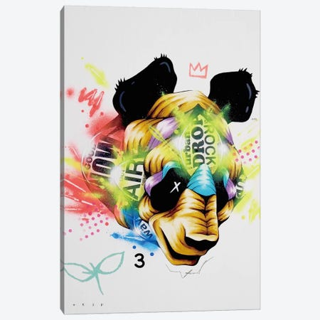Graze Canvas Print #TSO52} by Taka Sudo Canvas Artwork